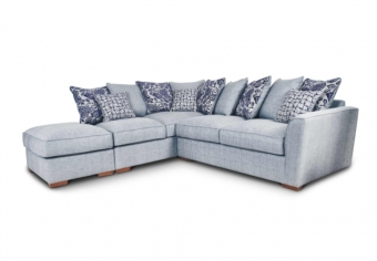 Scatter Back Corner Sofa