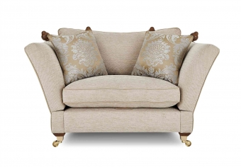 Vantage Knole Snuggler Chair